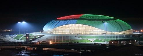 Palais de glace « Bolshoi »