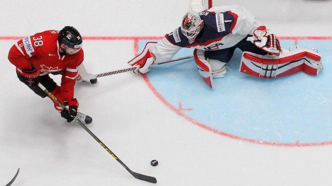 Mondial de hockey: le Canada bat les É.-U. à son match d'ouverture