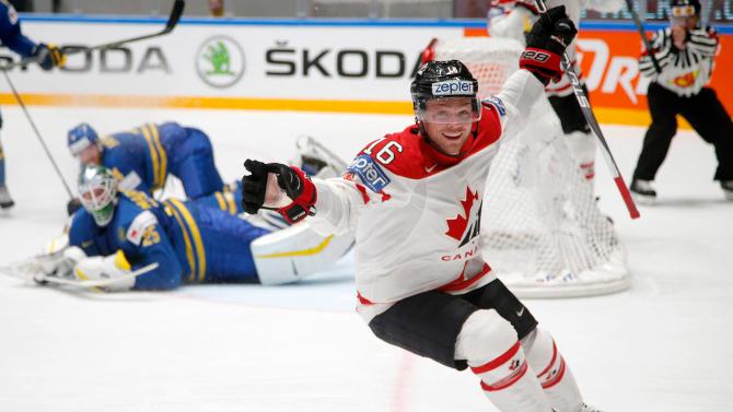 Mondial hockey: Le Canada blanchit la Suède pour passer en demi-finale
