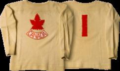 image tirée de chandails.hockeycanada.ca