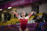 Brooklyn Moors Lima 2019 gymnastique artistique Équipe Canada