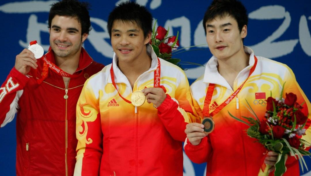 Alexandre Despatie, He Chong , Qin Kai
