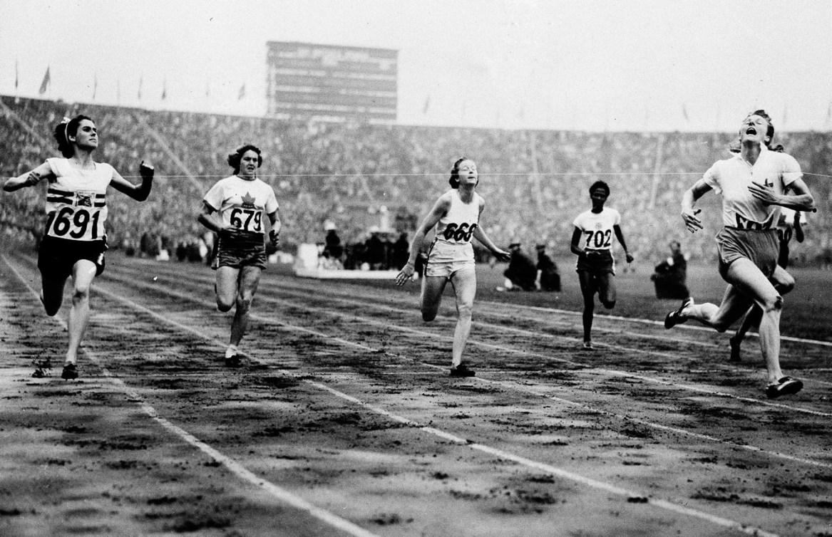 London 1948 athletics