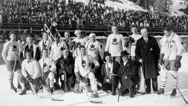 1928 St Moritz Mens Hockey