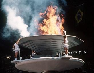 Seoul Olympic Flame