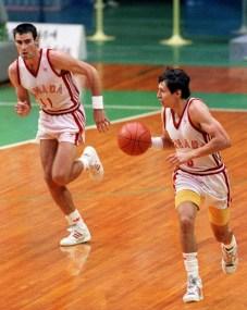 John Hatch (left) and Eli Pasquale