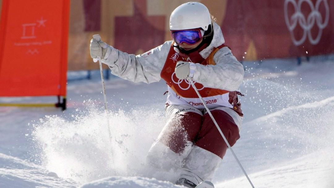 Team Canada Audrey Robichaud PyeongChang 2018
