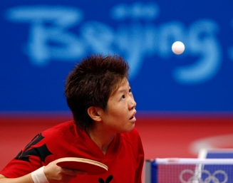 OLY Table Tennis 20080818