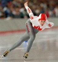 Ariane Loignon speed skating