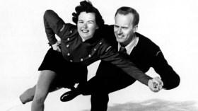 Dafoe, Frances and Bowden, Norris skating