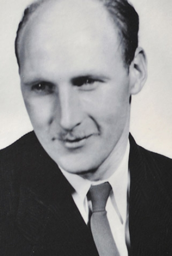 Carl Schwende
