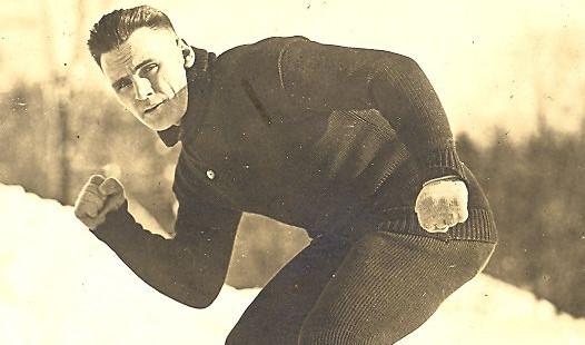 Charles Gorman portrait