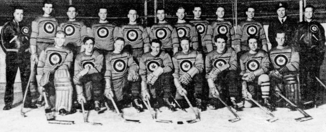 Canada's hockey team
