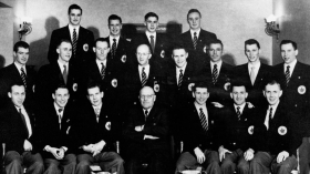 Men's Hockey team