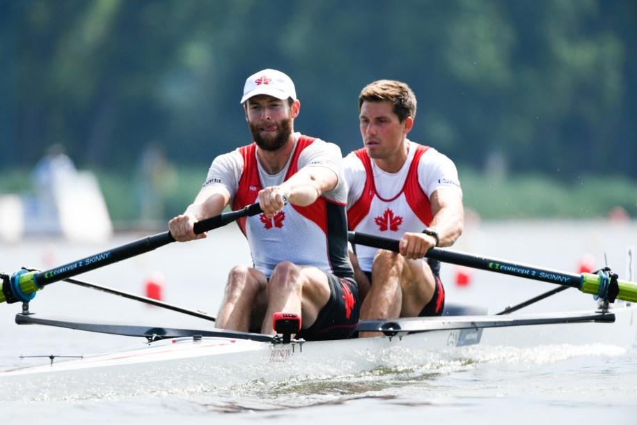 Conlin McCabe and Kai Langerfeld