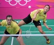 Alexandra Bruce and Michelle Li