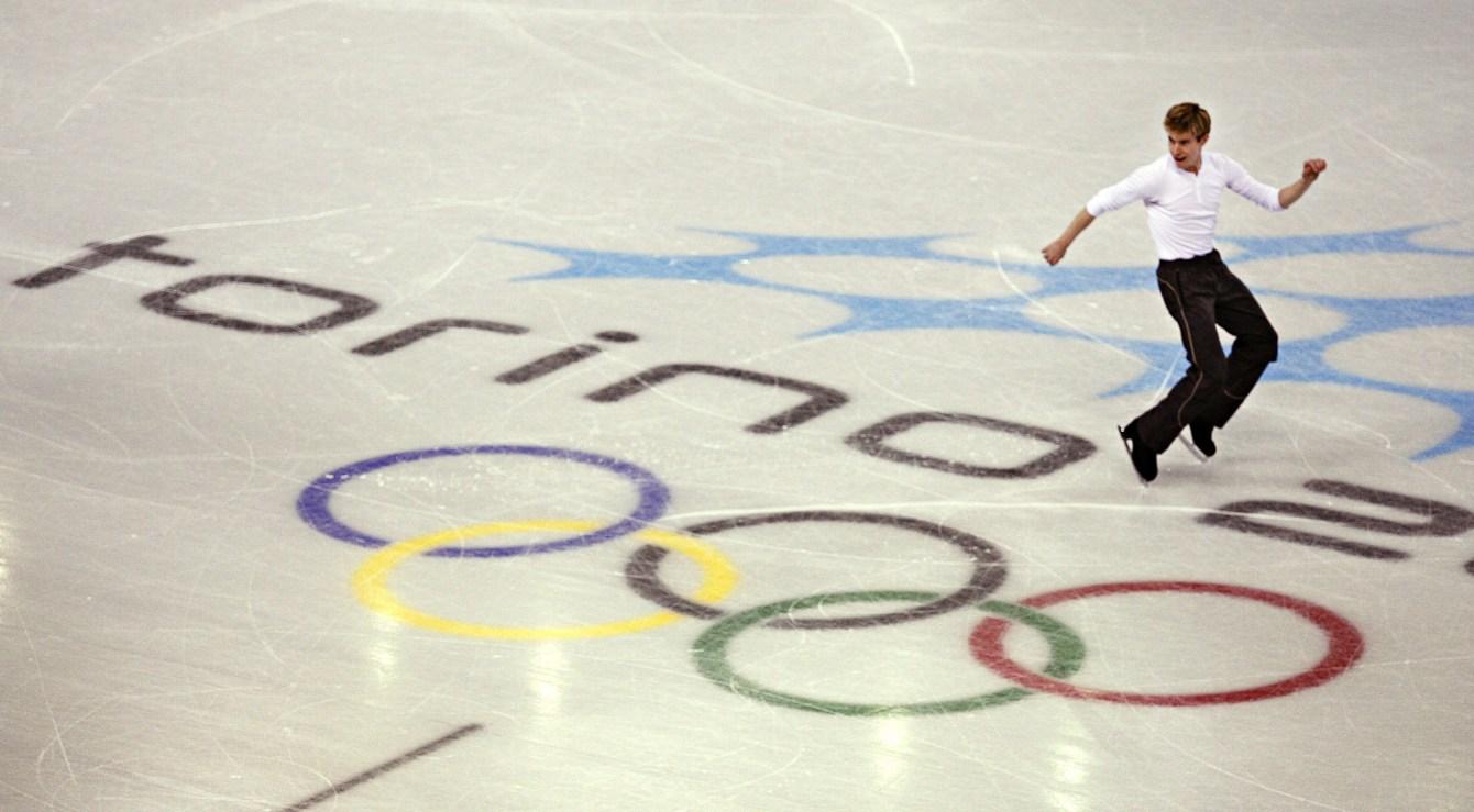 athlete figure skating