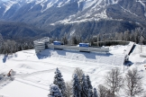 Laura Cross-Country & Biathlon Centre - Copyright by SC Olympstroy
