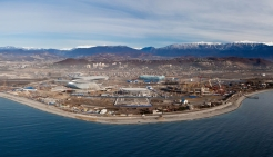 Sochi Coastal Cluster