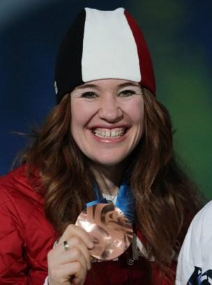 Clara Hughes (Vancouver 2010)