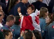Carol Huynh - Photo: Canadian Press