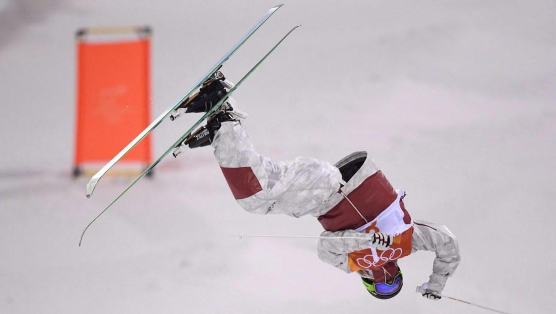 Team Canada Marc-Antoine Gagnon PyeongChang 2018