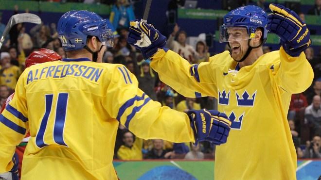 Vancouver Olympics Ice Hockey