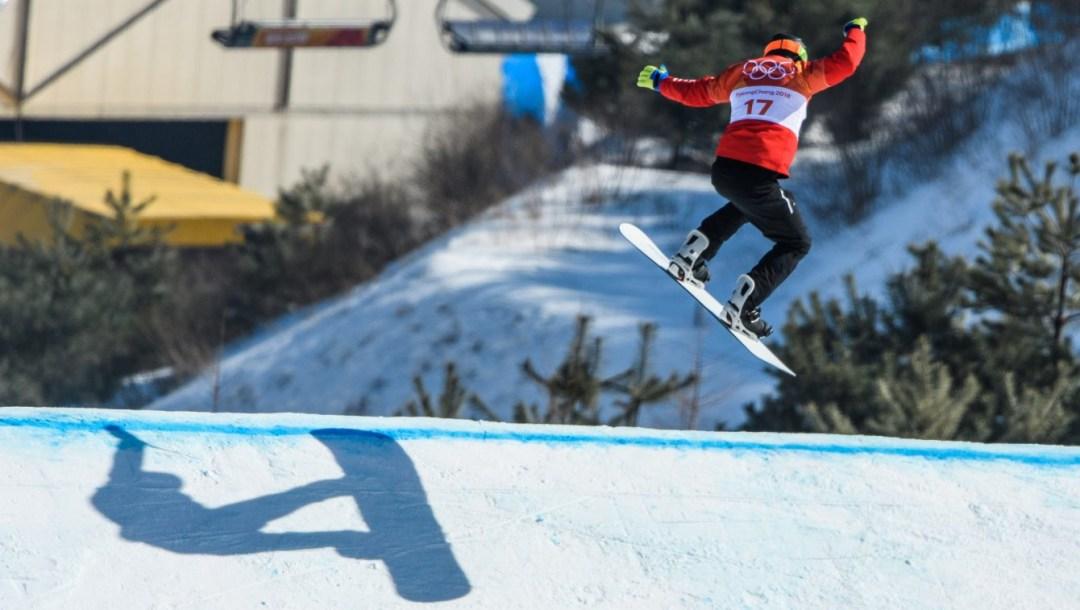 Team Canada Kevin Hill PyeongChang 2018