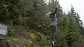 Behind the Scenes: Trampoline Training with Canadian Olympic Freestyle Skiiers