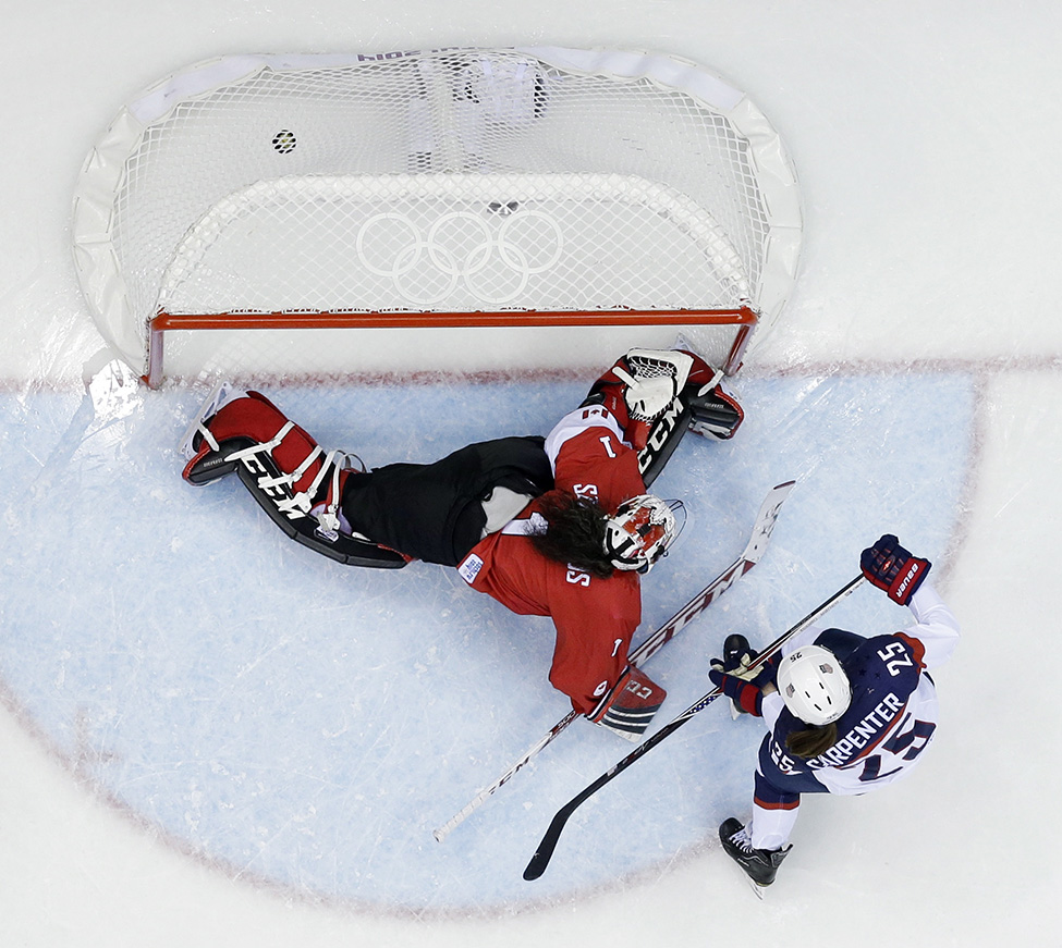 Sochi Olympics Ice Hockey Women