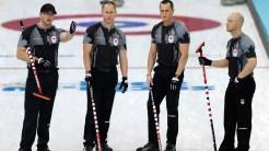 Team Brad Jacobs Sochi 2014