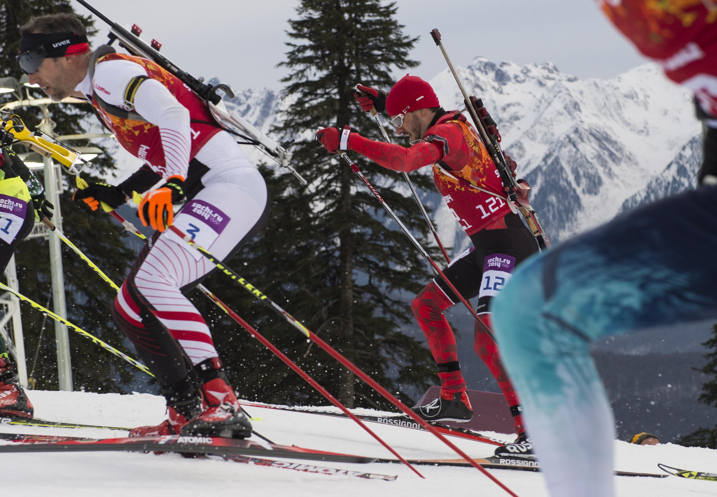Biathlon 4x7.5km Relay
