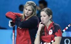 Curling Canada vs. Great Britain