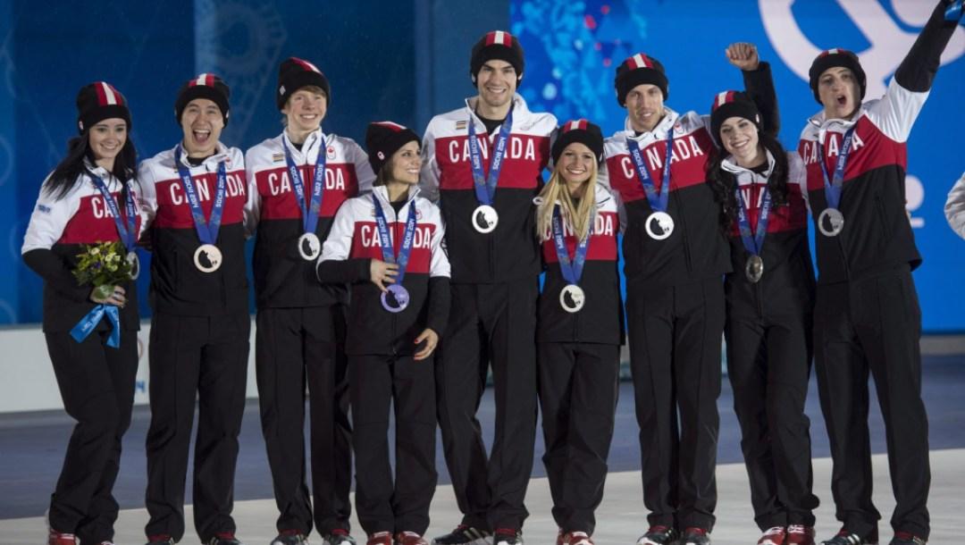 Figure Skating Team Event