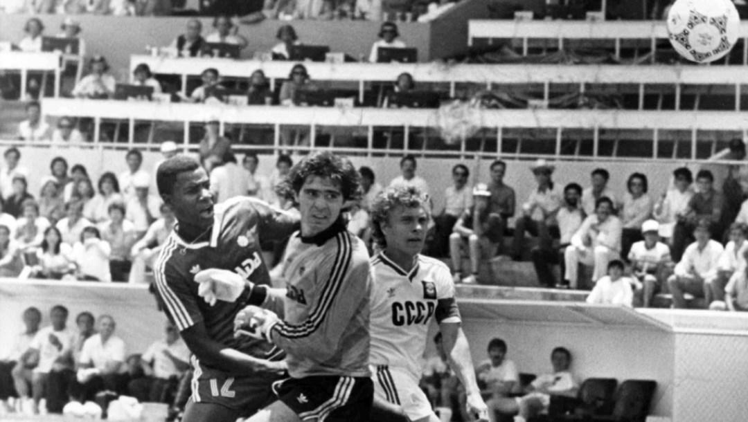 Canada-Russia: 1986 World Cup