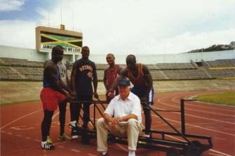 1988 Jamaican bobsleigh team