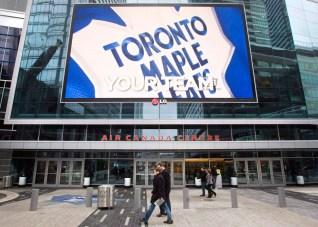 Air Canada Centre. Photo: CP