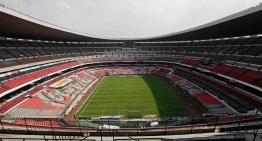 Aztec Stadium. Photo: CP
