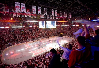 Bell Centre. Photo: CP
