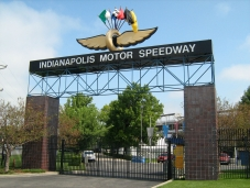 Indianapolis Motor Speedway. Photo: bit.ly/1E3KDrn