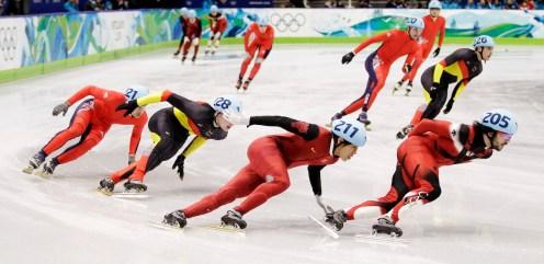 Men's 5,000m relay (Vancouver 2010)