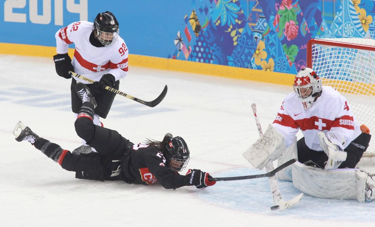 OLY women's hockey 20140208
