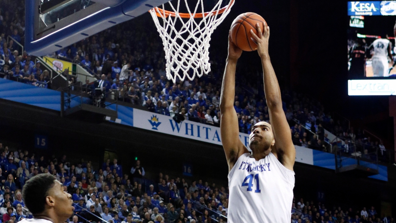 Trey Lyles is one of the biggest Canadian names to watch for this year. (Photo: Canadian Press)