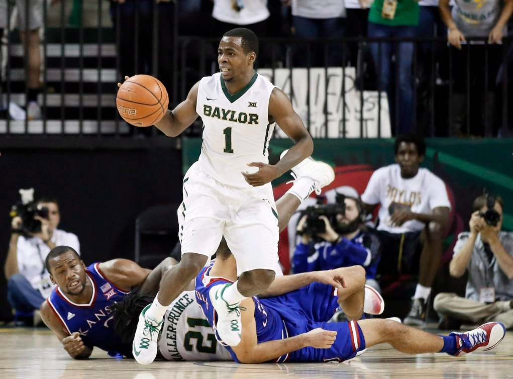 Kenny Chery will look to led the Baylor Bears to the sweet sixteen last year.