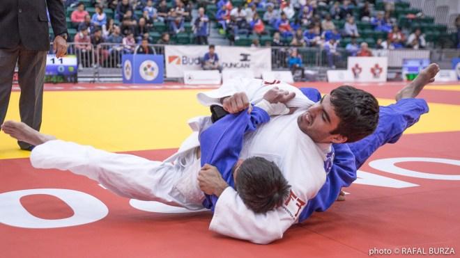 Antoine Bouchard (Rafal Burza, Judo Canada)