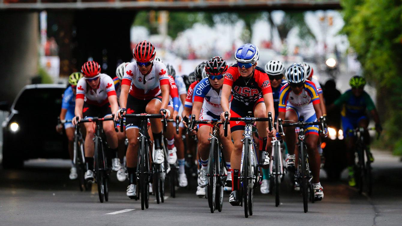 Road Cycling - Toronto 2015