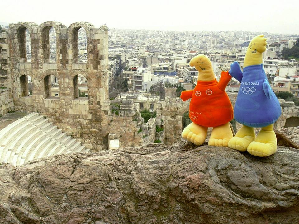 Athens 2004 Mascot