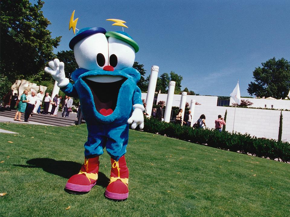 Atlanta 1996 Mascot