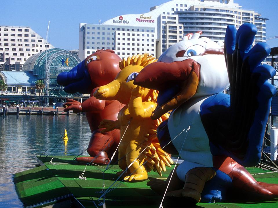Sydney 2000 Mascot