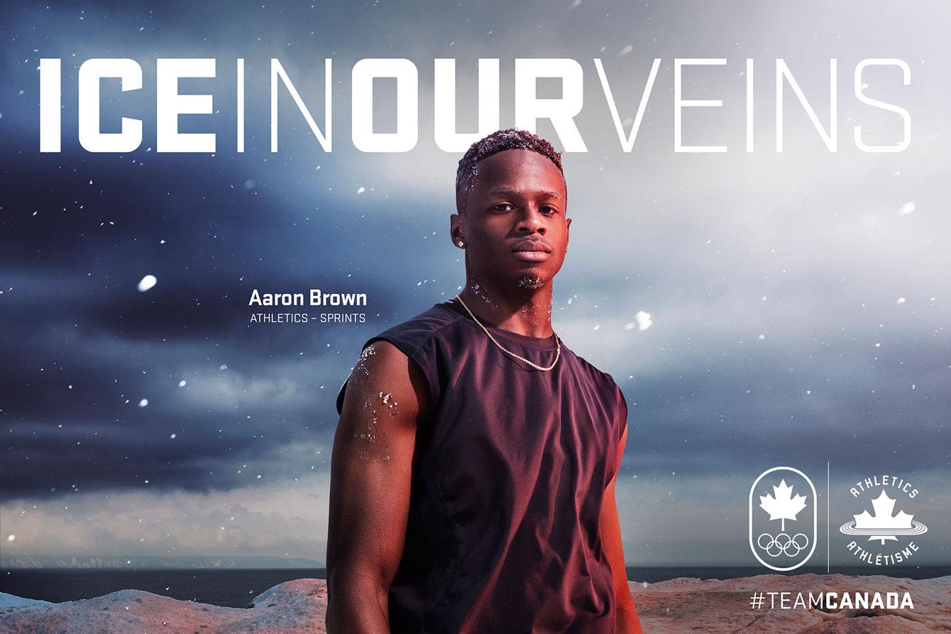 Aaron Brown, athletics (sprint)